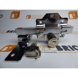 Cerrojo AMIG de seguridad Modelo 6 CROMADO