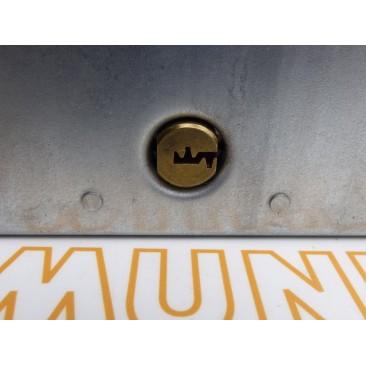 Cerradura de trapa 8511 LINCE